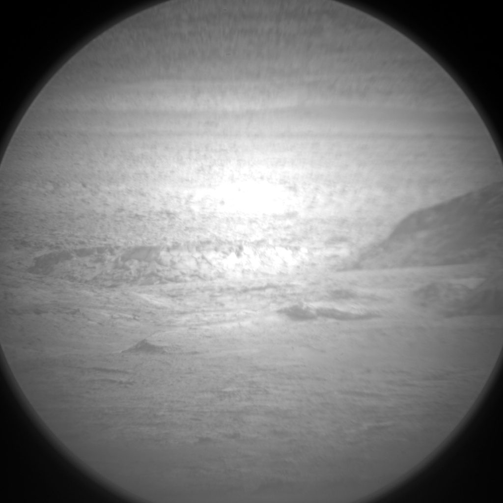 Nasa's Mars rover Curiosity acquired this image using its Chemistry & Camera (ChemCam) on Sol 1534, at drive 2830, site number 59
