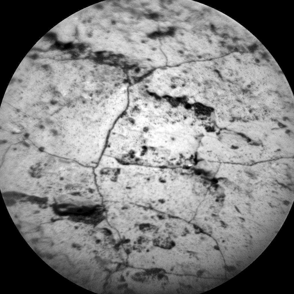 Nasa's Mars rover Curiosity acquired this image using its Chemistry & Camera (ChemCam) on Sol 1535, at drive 2830, site number 59