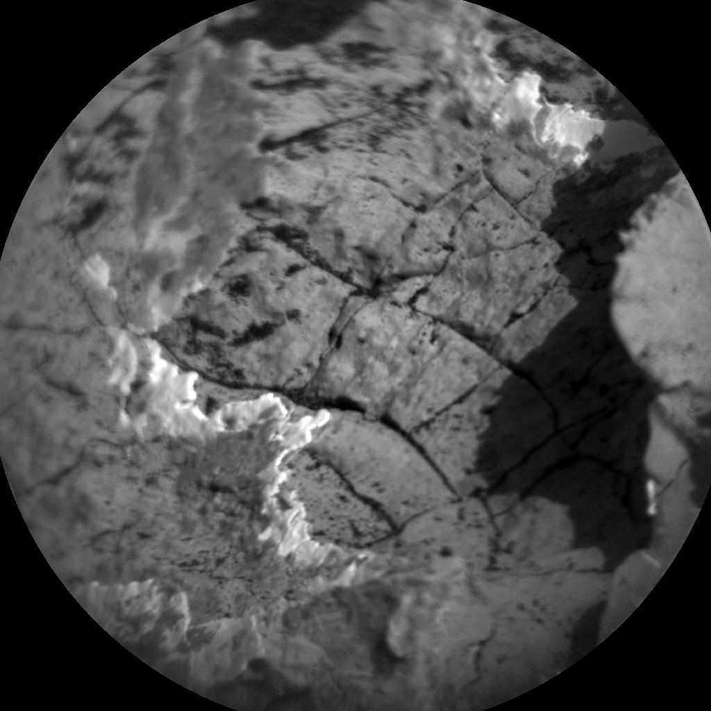Nasa's Mars rover Curiosity acquired this image using its Chemistry & Camera (ChemCam) on Sol 1542, at drive 2830, site number 59