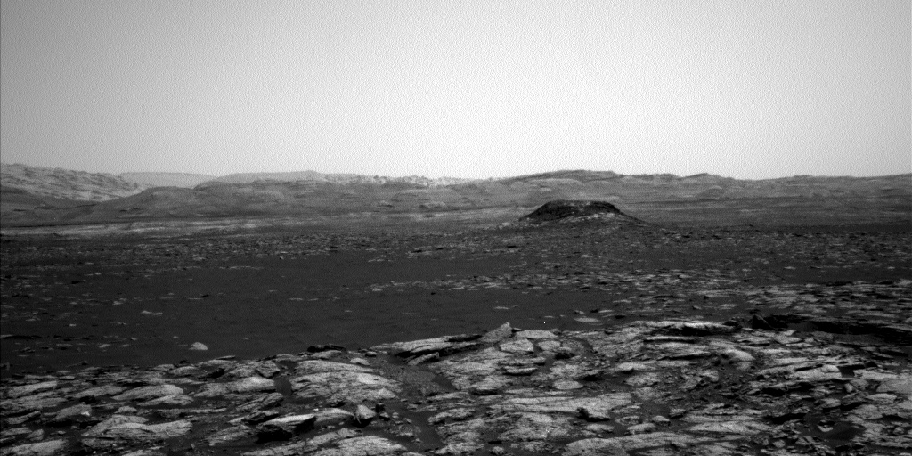 Nasa's Mars rover Curiosity acquired this image using its Left Navigation Camera on Sol 1545, at drive 2830, site number 59