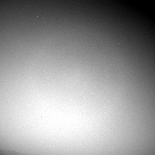 NASA's Mars rover Curiosity acquired this image using its Left Navigation Camera (Navcams) on Sol 1546