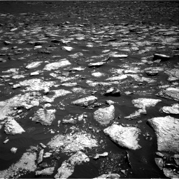 Nasa's Mars rover Curiosity acquired this image using its Right Navigation Camera on Sol 1553, at drive 2836, site number 59