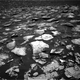 Nasa's Mars rover Curiosity acquired this image using its Right Navigation Camera on Sol 1553, at drive 2842, site number 59