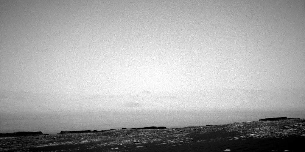 Nasa's Mars rover Curiosity acquired this image using its Left Navigation Camera on Sol 1555, at drive 3004, site number 59