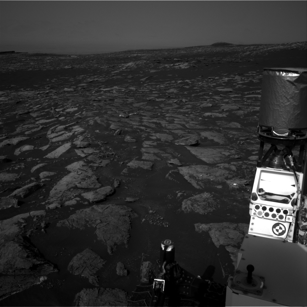 Nasa's Mars rover Curiosity acquired this image using its Right Navigation Camera on Sol 1555, at drive 3016, site number 59