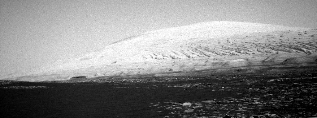 NASA's Mars rover Curiosity acquired this image using its Left Navigation Camera (Navcams) on Sol 1559