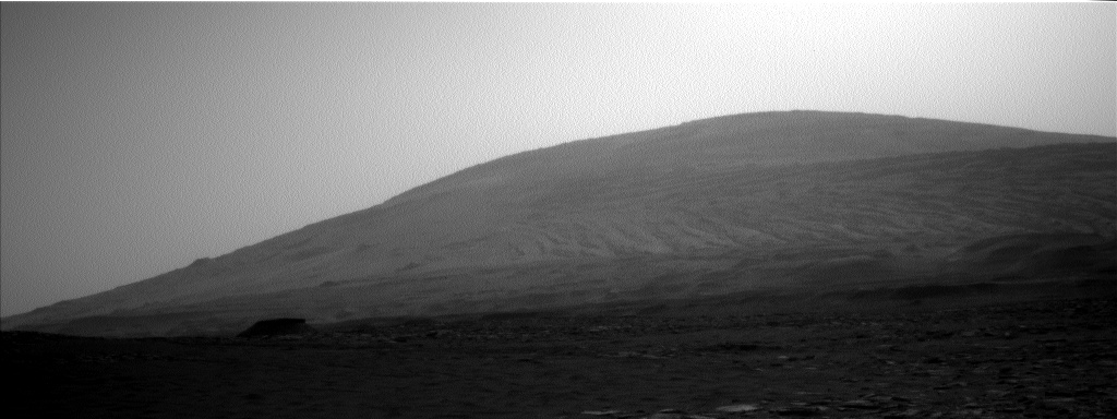 Nasa's Mars rover Curiosity acquired this image using its Left Navigation Camera on Sol 1561, at drive 3016, site number 59