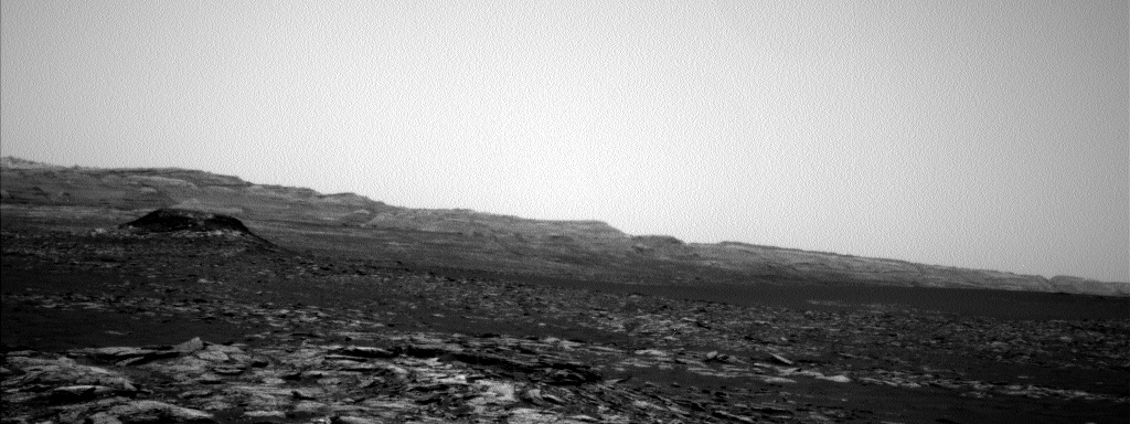 Nasa's Mars rover Curiosity acquired this image using its Left Navigation Camera on Sol 1565, at drive 3016, site number 59