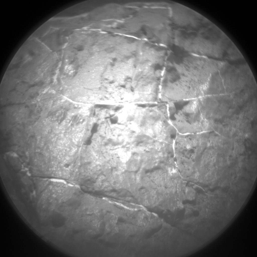 Nasa's Mars rover Curiosity acquired this image using its Chemistry & Camera (ChemCam) on Sol 1566, at drive 3016, site number 59