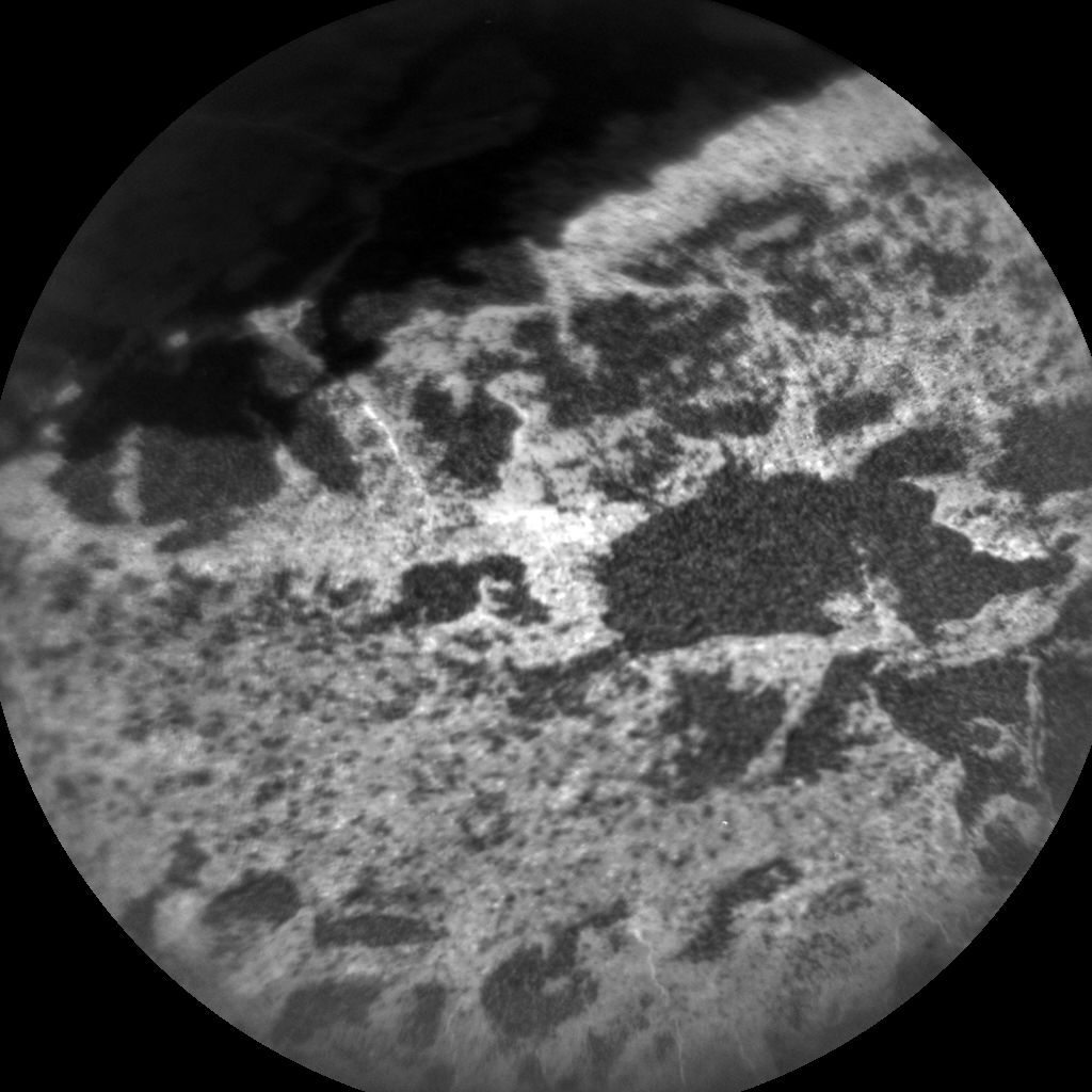 Nasa's Mars rover Curiosity acquired this image using its Chemistry & Camera (ChemCam) on Sol 1568, at drive 3016, site number 59