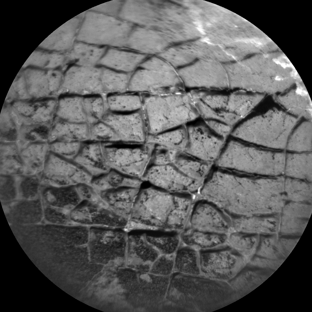 Nasa's Mars rover Curiosity acquired this image using its Chemistry & Camera (ChemCam) on Sol 1570, at drive 3016, site number 59