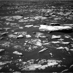 Nasa's Mars rover Curiosity acquired this image using its Right Navigation Camera on Sol 1571, at drive 3022, site number 59