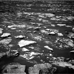 Nasa's Mars rover Curiosity acquired this image using its Right Navigation Camera on Sol 1571, at drive 3028, site number 59