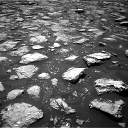 Nasa's Mars rover Curiosity acquired this image using its Right Navigation Camera on Sol 1571, at drive 3154, site number 59