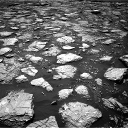 Nasa's Mars rover Curiosity acquired this image using its Right Navigation Camera on Sol 1571, at drive 3160, site number 59