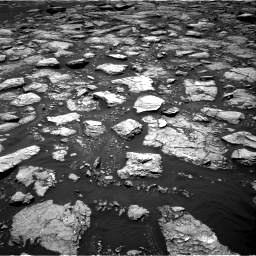 Nasa's Mars rover Curiosity acquired this image using its Right Navigation Camera on Sol 1571, at drive 3178, site number 59