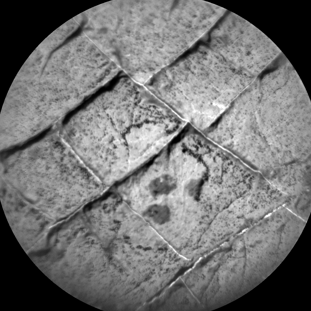 Nasa's Mars rover Curiosity acquired this image using its Chemistry & Camera (ChemCam) on Sol 1571, at drive 3016, site number 59