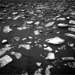 Nasa's Mars rover Curiosity acquired this image using its Right Navigation Camera on Sol 1574, at drive 72, site number 60