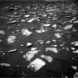 Nasa's Mars rover Curiosity acquired this image using its Right Navigation Camera on Sol 1574, at drive 78, site number 60