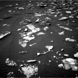 Nasa's Mars rover Curiosity acquired this image using its Right Navigation Camera on Sol 1574, at drive 102, site number 60