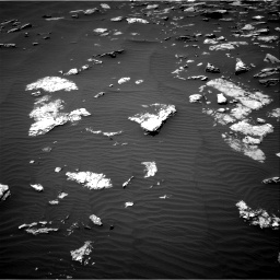 Nasa's Mars rover Curiosity acquired this image using its Right Navigation Camera on Sol 1574, at drive 114, site number 60