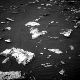 Nasa's Mars rover Curiosity acquired this image using its Right Navigation Camera on Sol 1574, at drive 120, site number 60