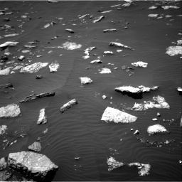 Nasa's Mars rover Curiosity acquired this image using its Right Navigation Camera on Sol 1574, at drive 138, site number 60