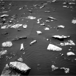Nasa's Mars rover Curiosity acquired this image using its Right Navigation Camera on Sol 1574, at drive 144, site number 60
