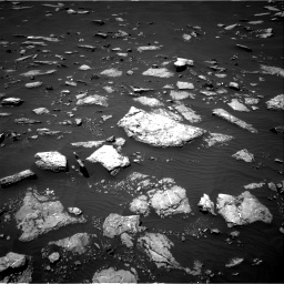 Nasa's Mars rover Curiosity acquired this image using its Right Navigation Camera on Sol 1574, at drive 168, site number 60