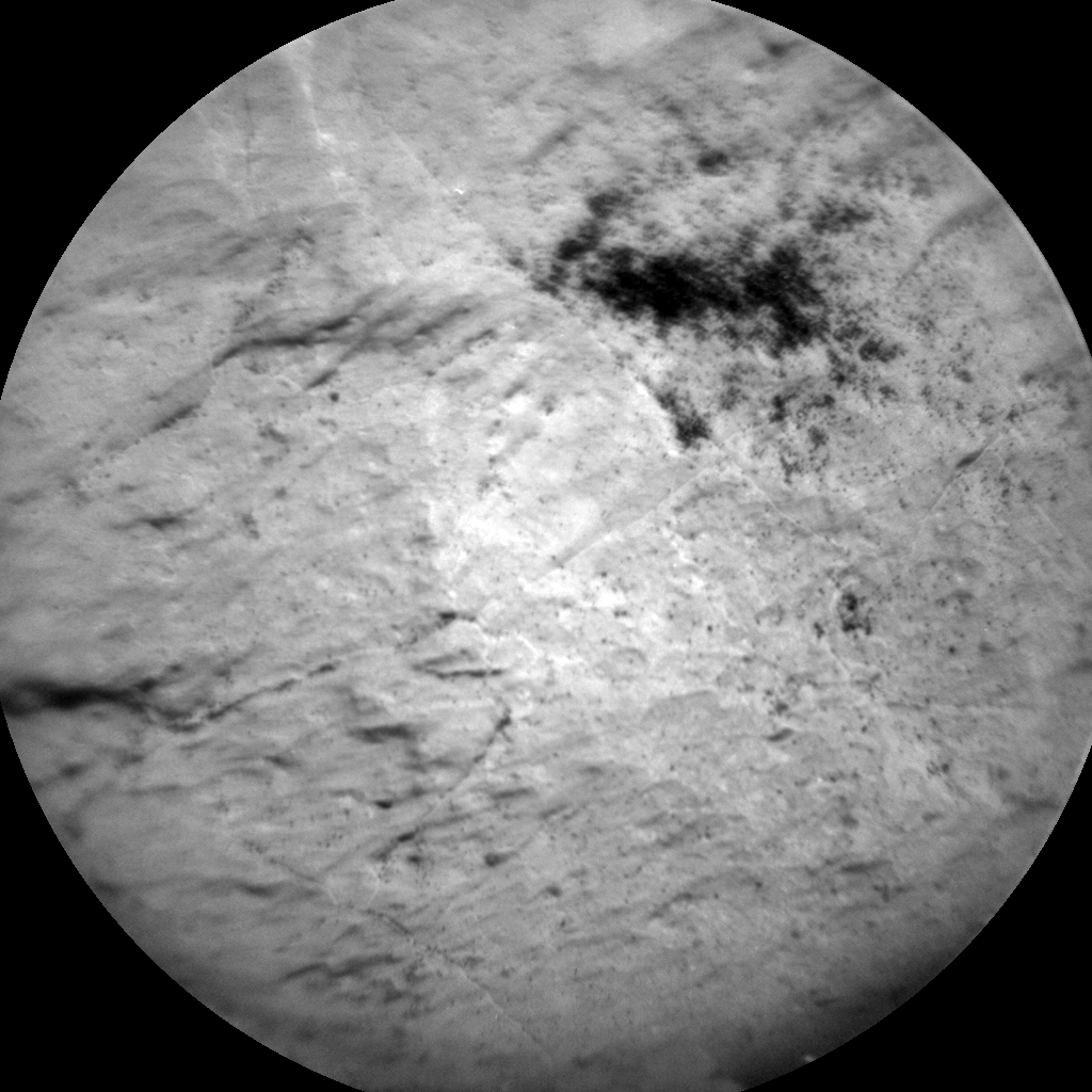 Nasa's Mars rover Curiosity acquired this image using its Chemistry & Camera (ChemCam) on Sol 1574, at drive 0, site number 60