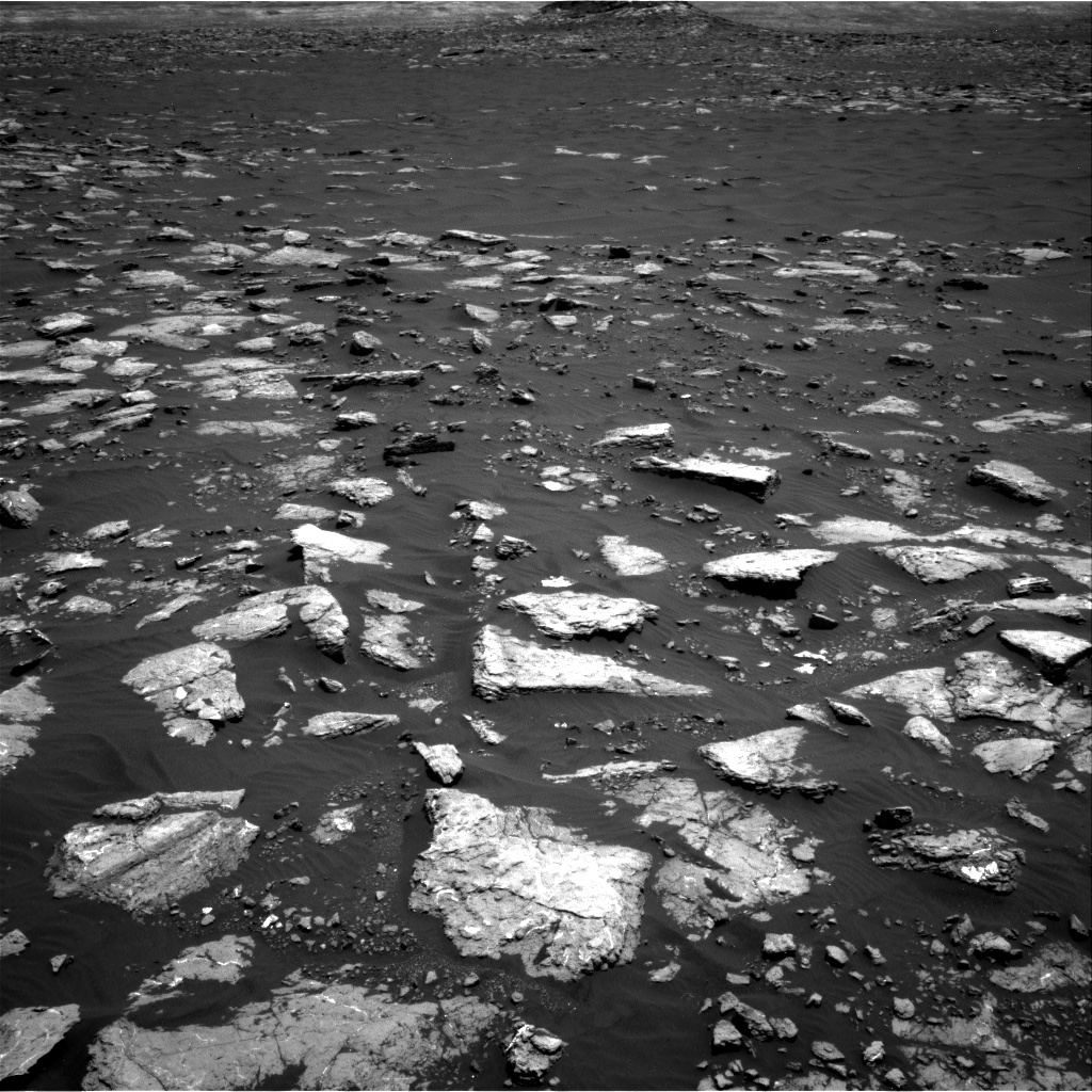 Nasa's Mars rover Curiosity acquired this image using its Right Navigation Camera on Sol 1575, at drive 180, site number 60