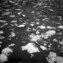 Nasa's Mars rover Curiosity acquired this image using its Left Navigation Camera on Sol 1576, at drive 234, site number 60