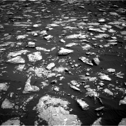 Nasa's Mars rover Curiosity acquired this image using its Right Navigation Camera on Sol 1576, at drive 198, site number 60
