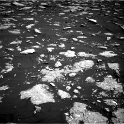 Nasa's Mars rover Curiosity acquired this image using its Right Navigation Camera on Sol 1576, at drive 234, site number 60