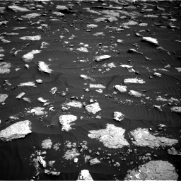 Nasa's Mars rover Curiosity acquired this image using its Right Navigation Camera on Sol 1576, at drive 246, site number 60