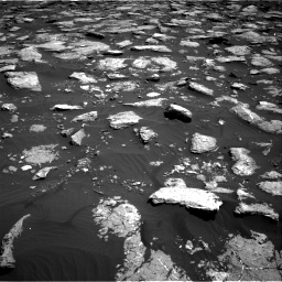 Nasa's Mars rover Curiosity acquired this image using its Right Navigation Camera on Sol 1576, at drive 312, site number 60