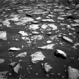 Nasa's Mars rover Curiosity acquired this image using its Right Navigation Camera on Sol 1576, at drive 324, site number 60