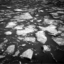 Nasa's Mars rover Curiosity acquired this image using its Right Navigation Camera on Sol 1576, at drive 348, site number 60