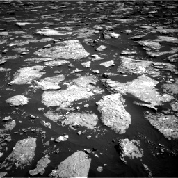 Nasa's Mars rover Curiosity acquired this image using its Right Navigation Camera on Sol 1576, at drive 354, site number 60