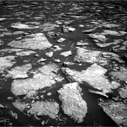 Nasa's Mars rover Curiosity acquired this image using its Right Navigation Camera on Sol 1576, at drive 360, site number 60