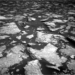 Nasa's Mars rover Curiosity acquired this image using its Right Navigation Camera on Sol 1576, at drive 366, site number 60