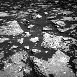 Nasa's Mars rover Curiosity acquired this image using its Right Navigation Camera on Sol 1576, at drive 372, site number 60
