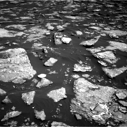 Nasa's Mars rover Curiosity acquired this image using its Right Navigation Camera on Sol 1576, at drive 378, site number 60