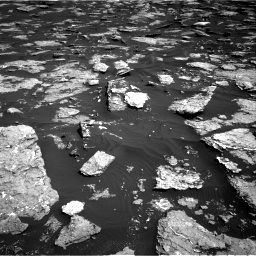 Nasa's Mars rover Curiosity acquired this image using its Right Navigation Camera on Sol 1576, at drive 384, site number 60