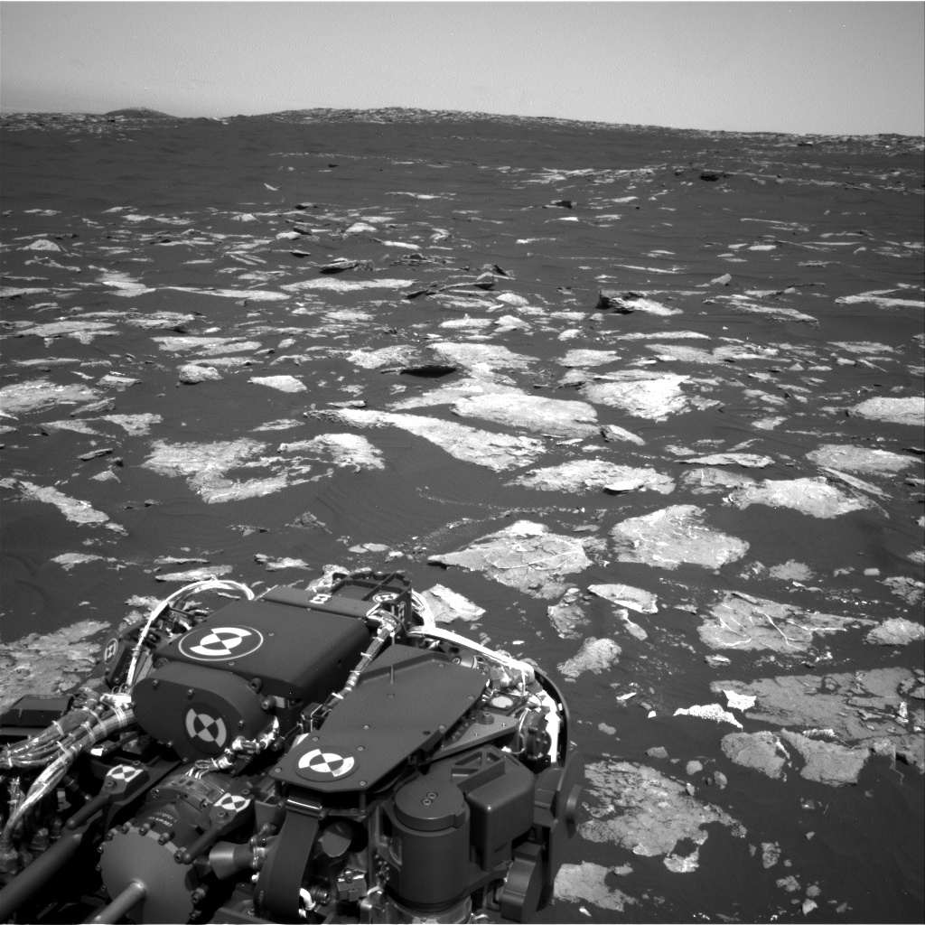 Nasa's Mars rover Curiosity acquired this image using its Right Navigation Camera on Sol 1576, at drive 396, site number 60