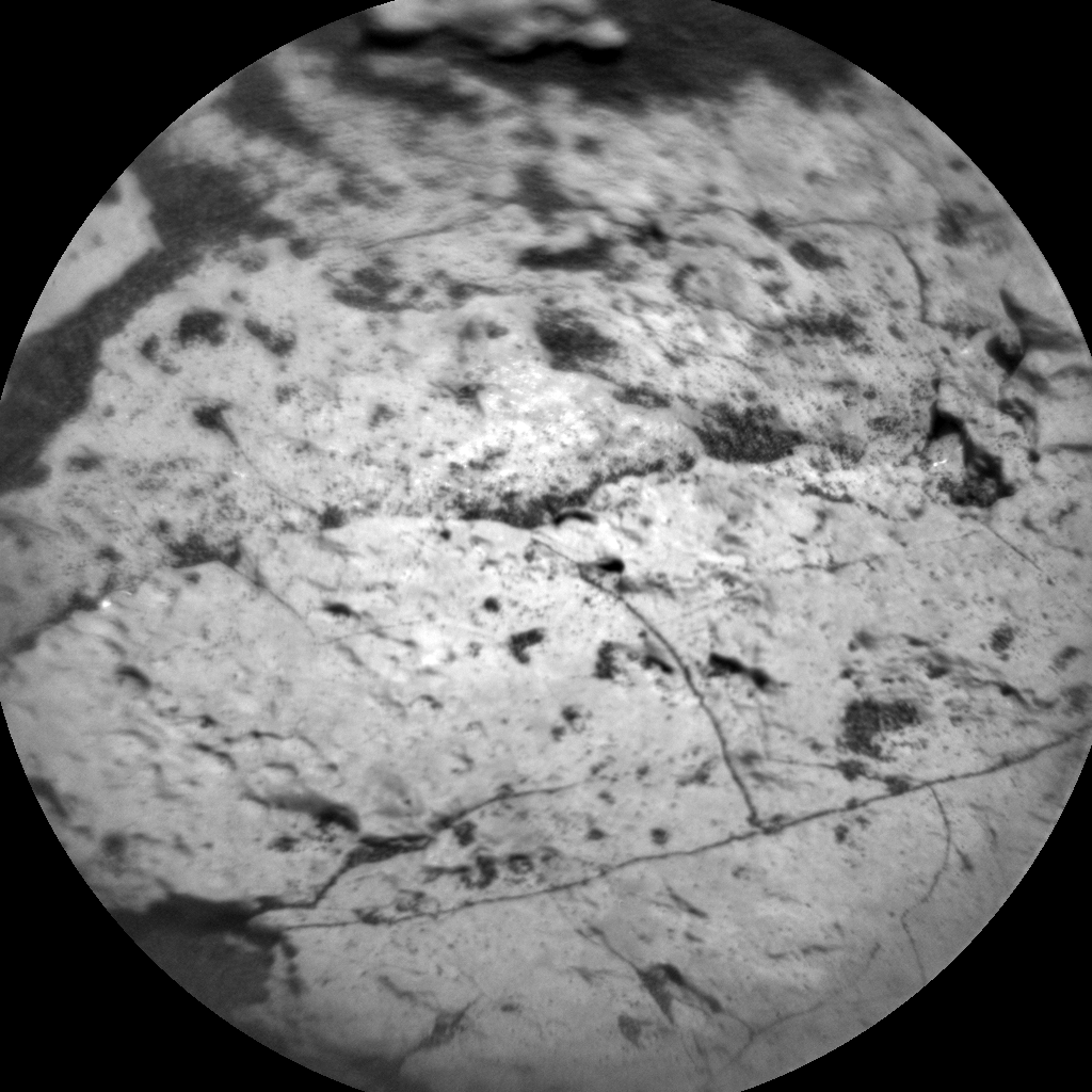 Nasa's Mars rover Curiosity acquired this image using its Chemistry & Camera (ChemCam) on Sol 1576, at drive 180, site number 60