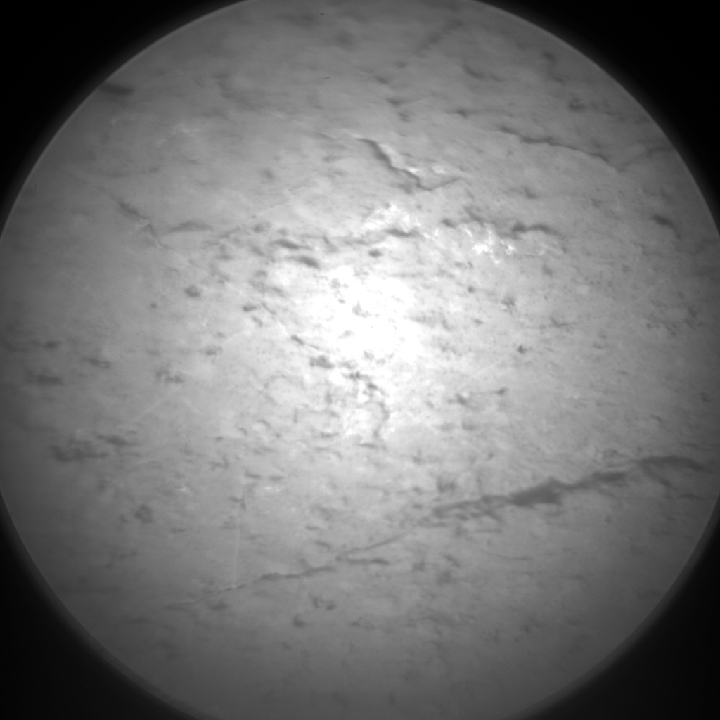 Nasa's Mars rover Curiosity acquired this image using its Chemistry & Camera (ChemCam) on Sol 1577, at drive 396, site number 60