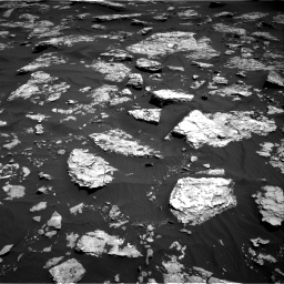 Nasa's Mars rover Curiosity acquired this image using its Right Navigation Camera on Sol 1577, at drive 456, site number 60