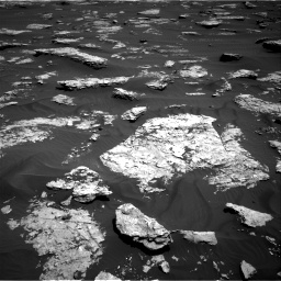 Nasa's Mars rover Curiosity acquired this image using its Right Navigation Camera on Sol 1577, at drive 480, site number 60