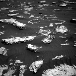 Nasa's Mars rover Curiosity acquired this image using its Right Navigation Camera on Sol 1577, at drive 498, site number 60